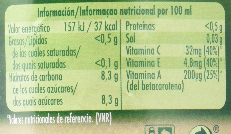 Granini - Zanahoria y Naranja - Zumo de frutas - 1 L: Amazon.es: Alimentación y bebidas