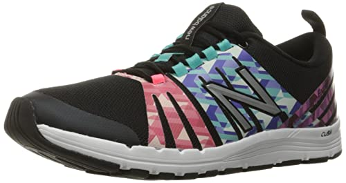 New Balance Women's 811 Training Shoe, Black/Graphic, 7.5 B US