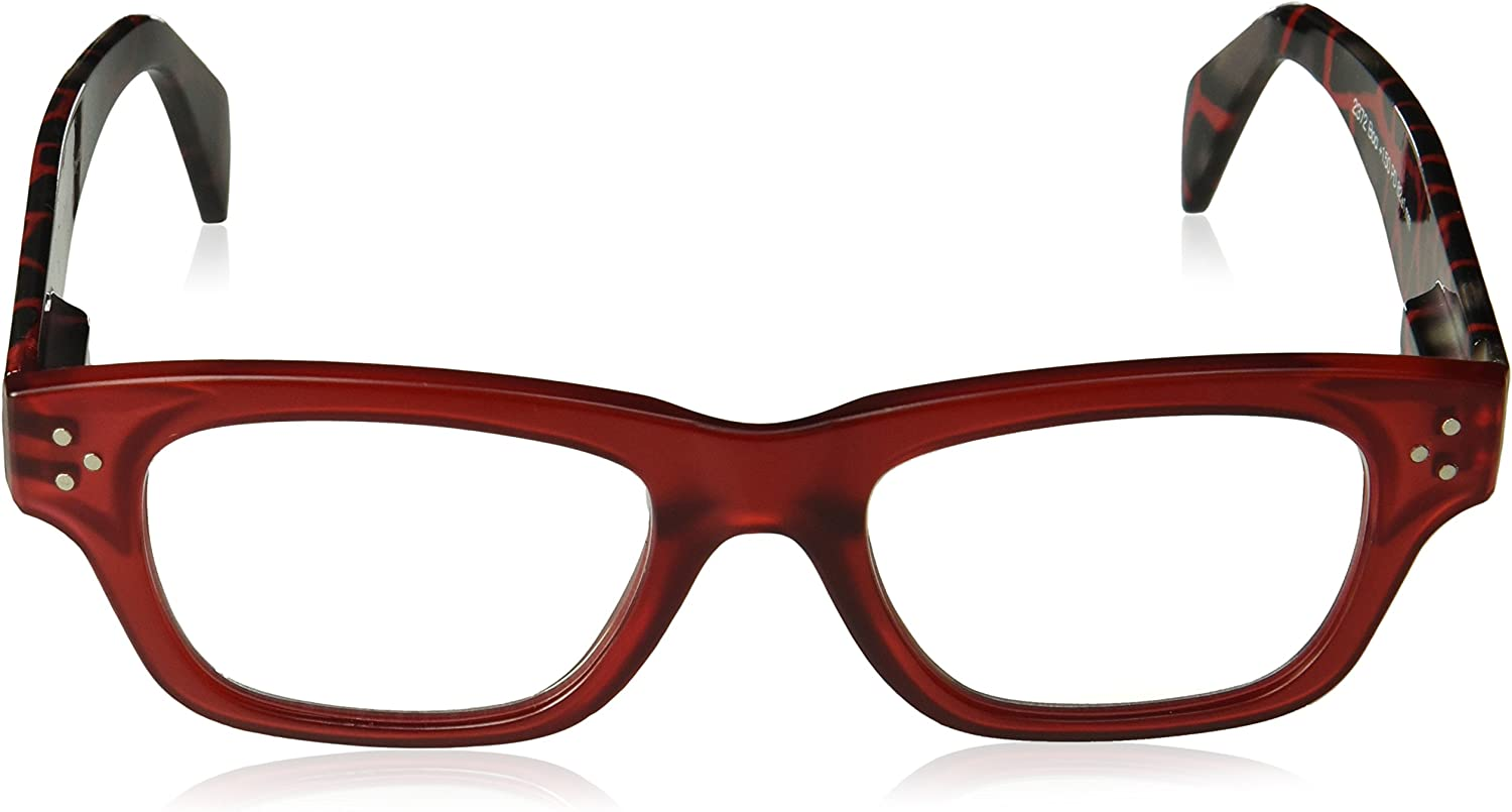 Peepers by PeeperSpecs Womens Boa Reading Glasses