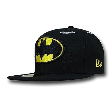 8e6430addac Batman Symbol Stargazer 59Fifty Hat at Amazon Men s Clothing store