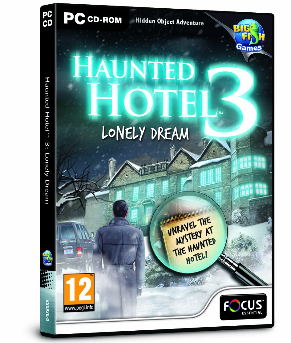 Haunted Hotel 3: Lonely Dream (PC) (輸入版) B005OOZRIM Parent