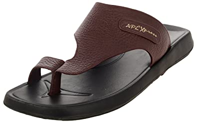 9267259ff6ce APL Boys  Black Eva Sole Flip Flops - 9 UK  Buy Online at Low Prices ...