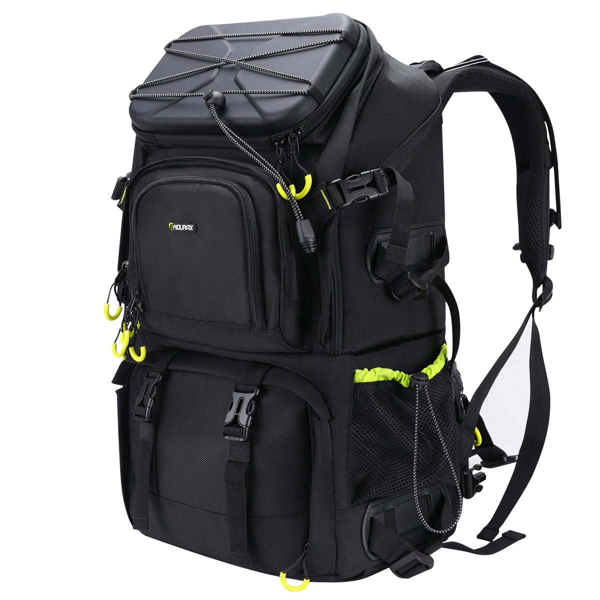 Endurax Extra Large Camera DSLR/SLR Backpack For Outdoor Hiking Trekking With 15.6 Laptop Compartment