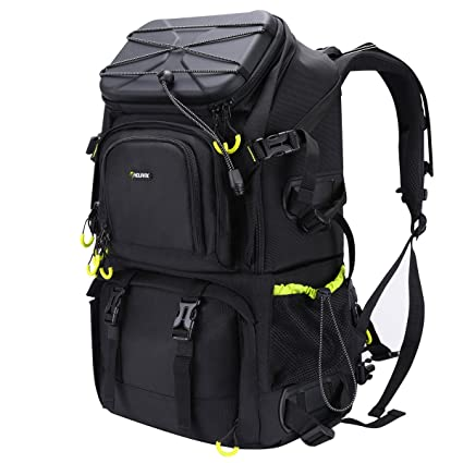 Amazon.com   Endurax Extra Large Camera DSLR SLR Backpack for Outdoor Hiking  Trekking with 15.6 Laptop Compartment   Electronics