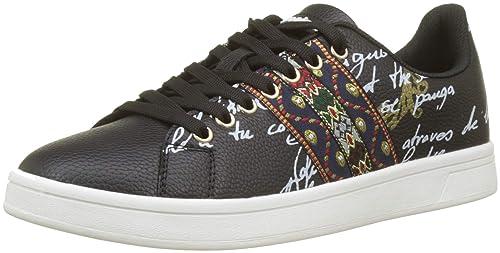 Desigual Shoes_Cosmic Exotic, Zapatillas para Mujer: Amazon.es: Zapatos y complementos