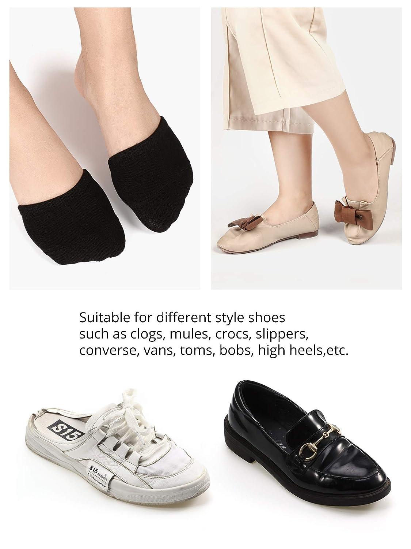 No-Show Ankle Pair Women/'s Fried Egg Socks