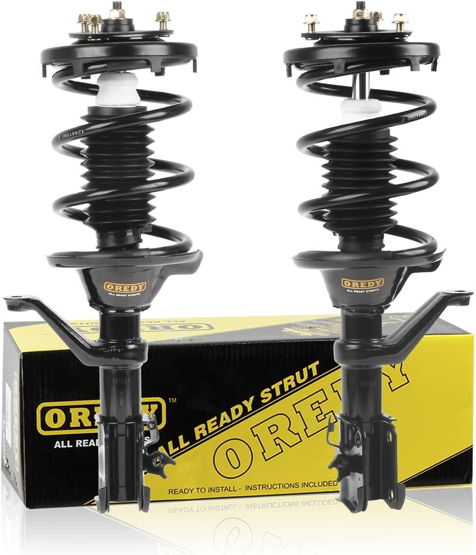 2002 For Honda CR-V Front Right Complete Struts Assembly x 1