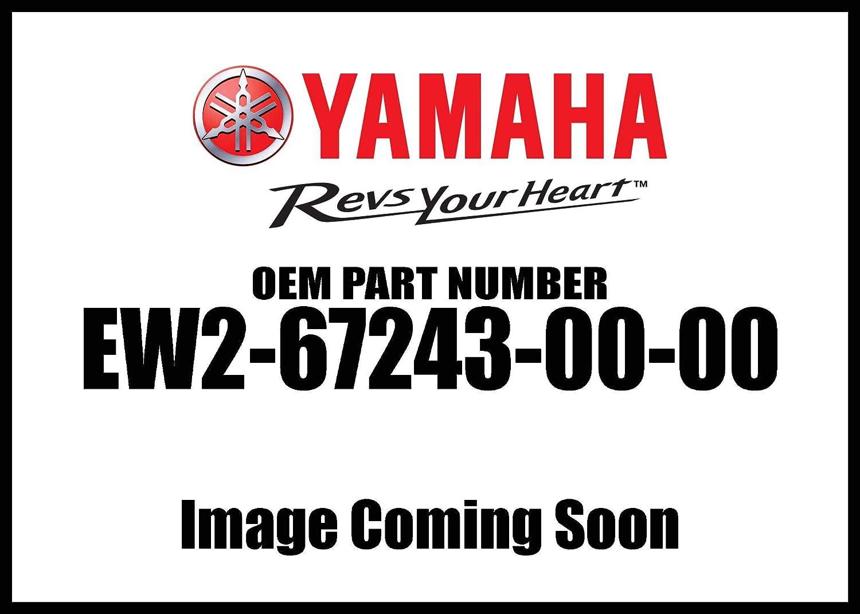 Yamaha Knob Ew2-67243-00-00 New Oem