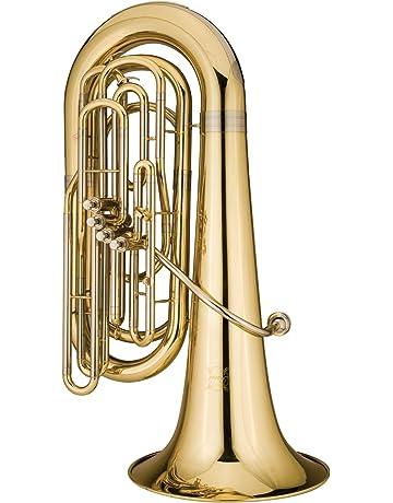 Ravel RBB102 3-Valve 3/4-Size Tuba