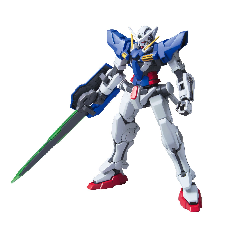 Bandai Gundam 00 Action Figure Bandai Hobby #44 Gundam Exia Repair II