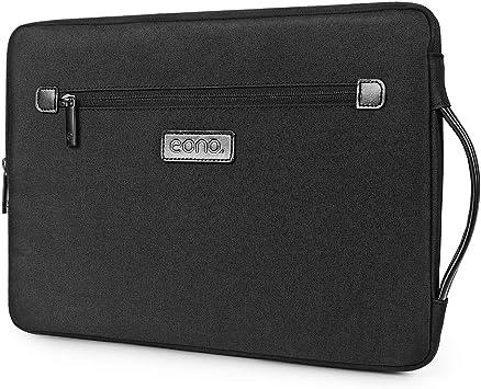 Eono Essentials Laptop Sleeve Case (14-14.1, Black): Amazon.es: Electrónica