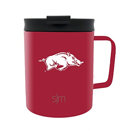 221a6f50538 Simple Modern University College 12oz Scout Coffee Travel Mug - 18/8  Stainless Steel Vacuum Insulated Cup