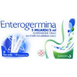 Enterogermina 2 Billion (20 Vials)
