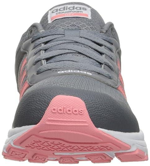 adidas NEO Women s Cloudfoam VS City W Casual Sneaker Grey