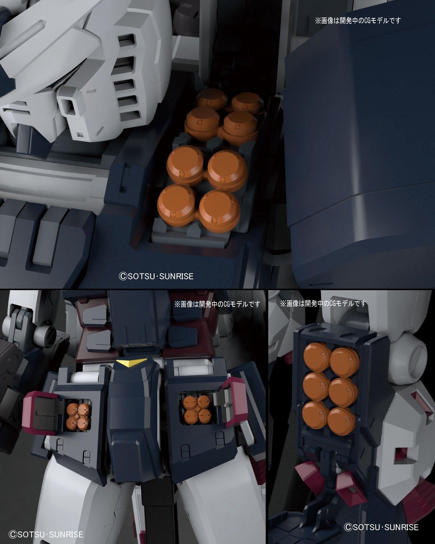 Bandai Hobby Mg Full Armor Gundam Thunderbolt Ver Ka Rx78 2 Verka 114215 Building Kit 1 100 Scale Toys Games