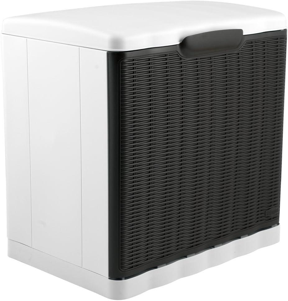 Amazon Com Stefanplast Elegance Shoe Cabinet 40 X 30 X 40 Cm