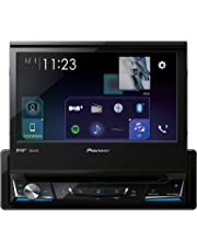 "Pioneer AVH-Z7100DAB ""1DIN"" Autoradio Clear-Resistive-Touchscreen Bluetooth, Digitalradio ""DAB+"" Media-Receiver, 17,8 cm (7 Zoll) Schwarz"
