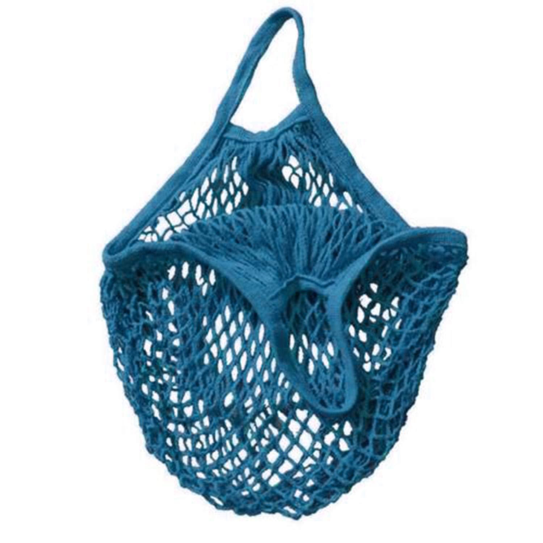 ThinIce Fruit Vegetables Storage Handbag Mesh Net Bag Reusable String Shopping Bag Shopping & Merchandise Bags