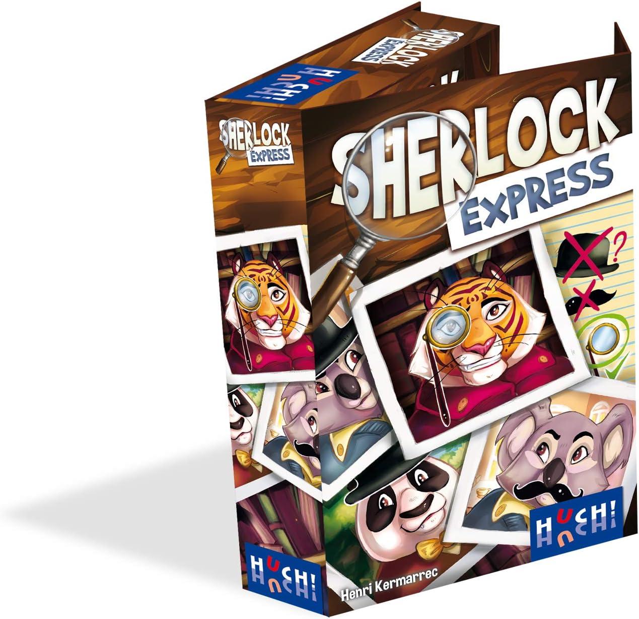 Huch! Sherlock Express.: Kermarrec, Henri: Amazon.es: Juguetes y juegos