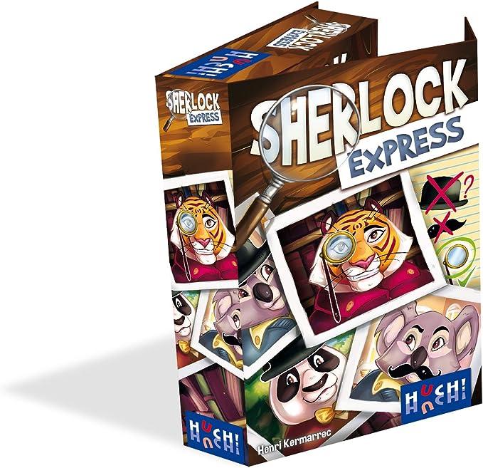 HUCH! 880710 - Juego de Mesa Familiar: Amazon.es: Juguetes y juegos