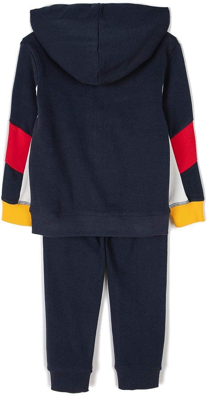 ZIPPY Chándal Team, Azul (Dress Blue 19/4024 TC 185), 12 años ...