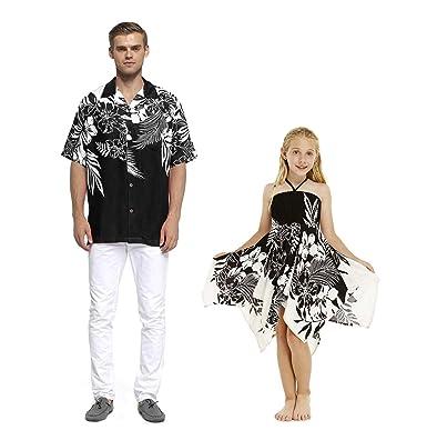 Hawaii Hangover Luau Hawaiano a Juego para Padre e Hija ...