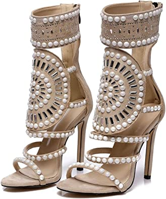 Gladiator Shoes With Heels