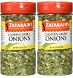 Zatarain's Dehydrated Chopped Green Onions, 0.75 Ounces (Pack of 2)