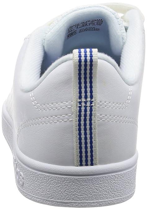 low priced 7ddf6 a3742 adidas VS Advantage Clean CMF C - Zapatillas deportivaspara niños, Blanco -  (FTWBLAFTWBLAAzul), 29 Amazon.es Deportes y aire libre