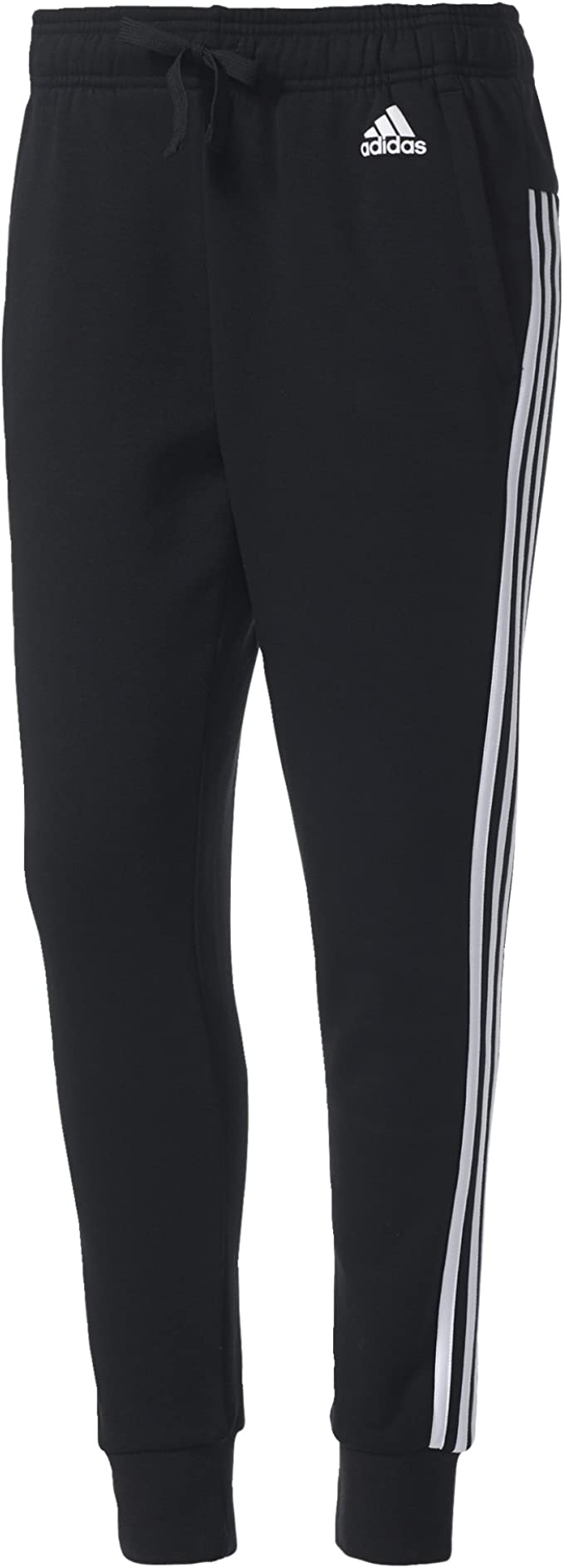adidas Damen Hose Essentials 3-Stripes Tapered