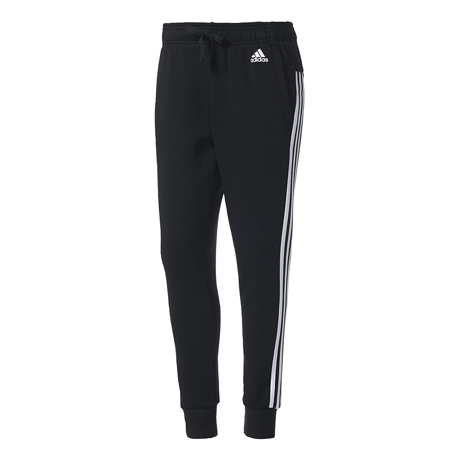 adidas Women's Essentials 3-Stripes Tapered Pant S97117