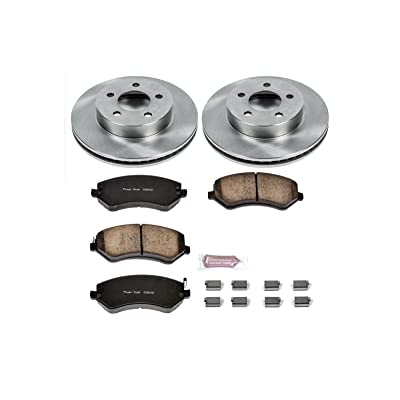Autospecialty KOE2160 1-Click OE Replacement Brake Kit: Automotive