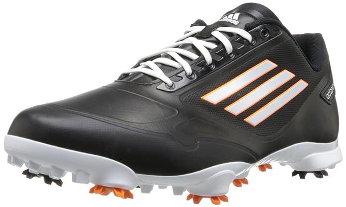 adidas Herren Adizero One Golf Schuh, schwarz/weiß/zest, 8.5 M US:  Amazon.de: Schuhe & Handtaschen