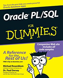 Buy Oracle 11g For Dummies (For Dummies Series) Book Online