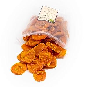 Tangy California Apricots, 1lb