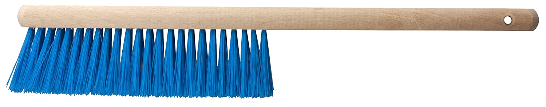 Walser 23006 Schneeb/ürste Woody mit Holzgriff blau