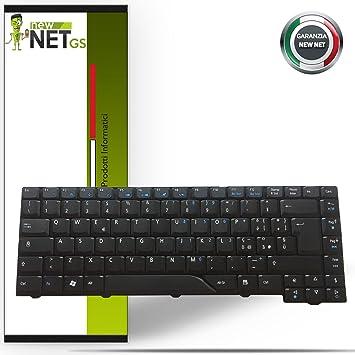 Teclado italiana compatible para Acer Aspire 4520 Series ...