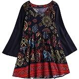 Darringls Remera Mujer,Camisetas Talla Grande Hoodie Blusa Algodón de Lino Remera Cosiendo Manga Larga