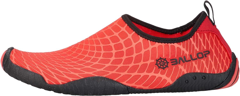 BALLOP Spider Barfußschuh rot