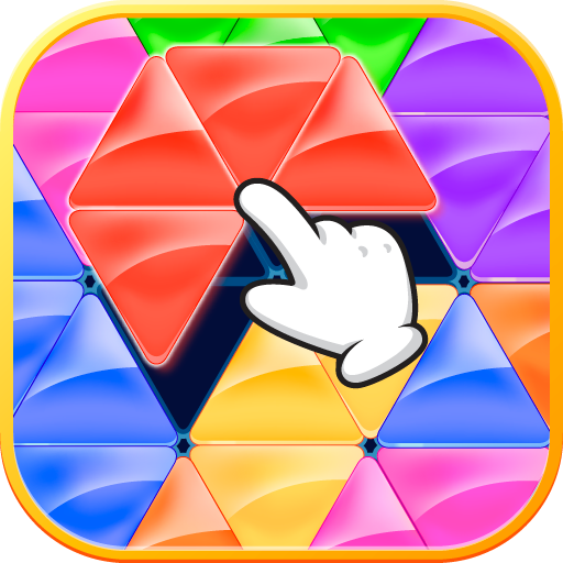 Triangle - Block puzzle legend