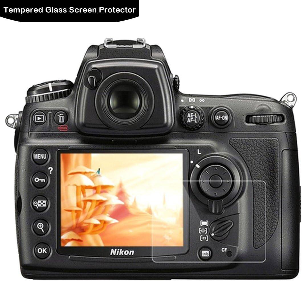 LOKEKE - Protector de pantalla para Nikon D7000 y Nikon D7000 (0,3 ...
