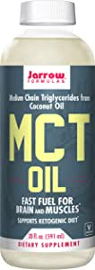 Jarrow Formulas MCT Oil, Supports Brain and Muscles, 20 Fluid Ounce