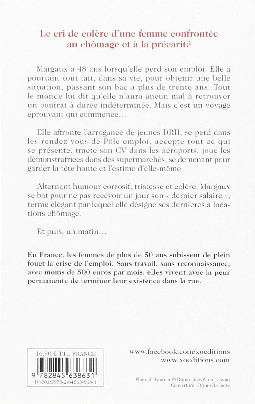 Amazon Fr Le Dernier Salaire Margaux Gilquin Livres
