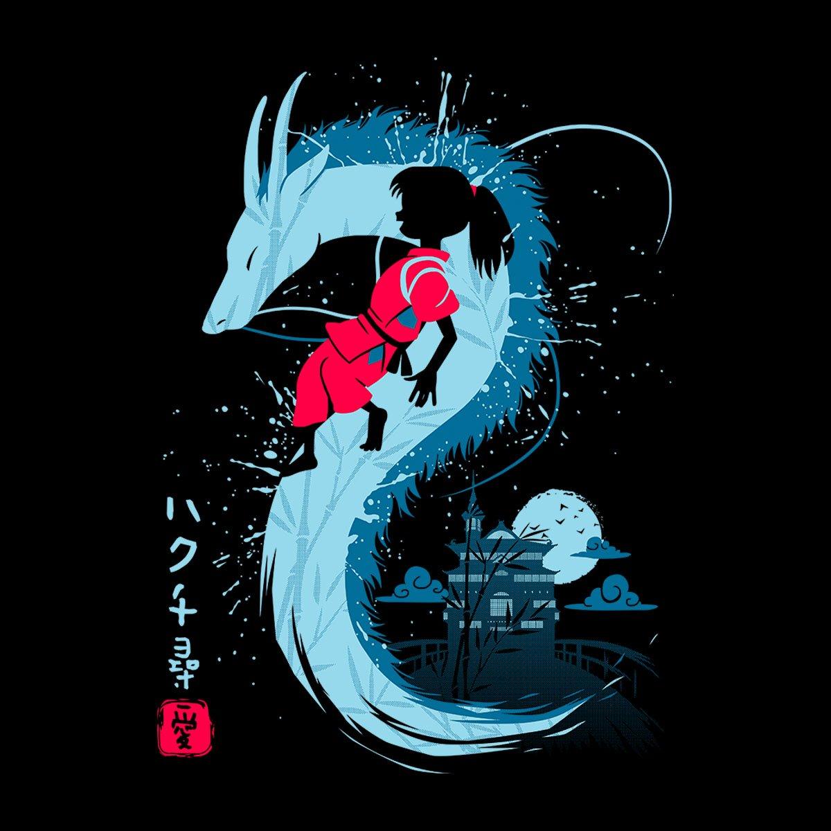 Spirit Dragon Womens Vest