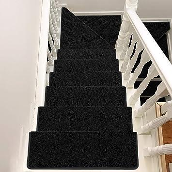 Tapis d\'escalier Tapis D\'escalier Auto-adhésif Anti-dérapant Tapis D ...