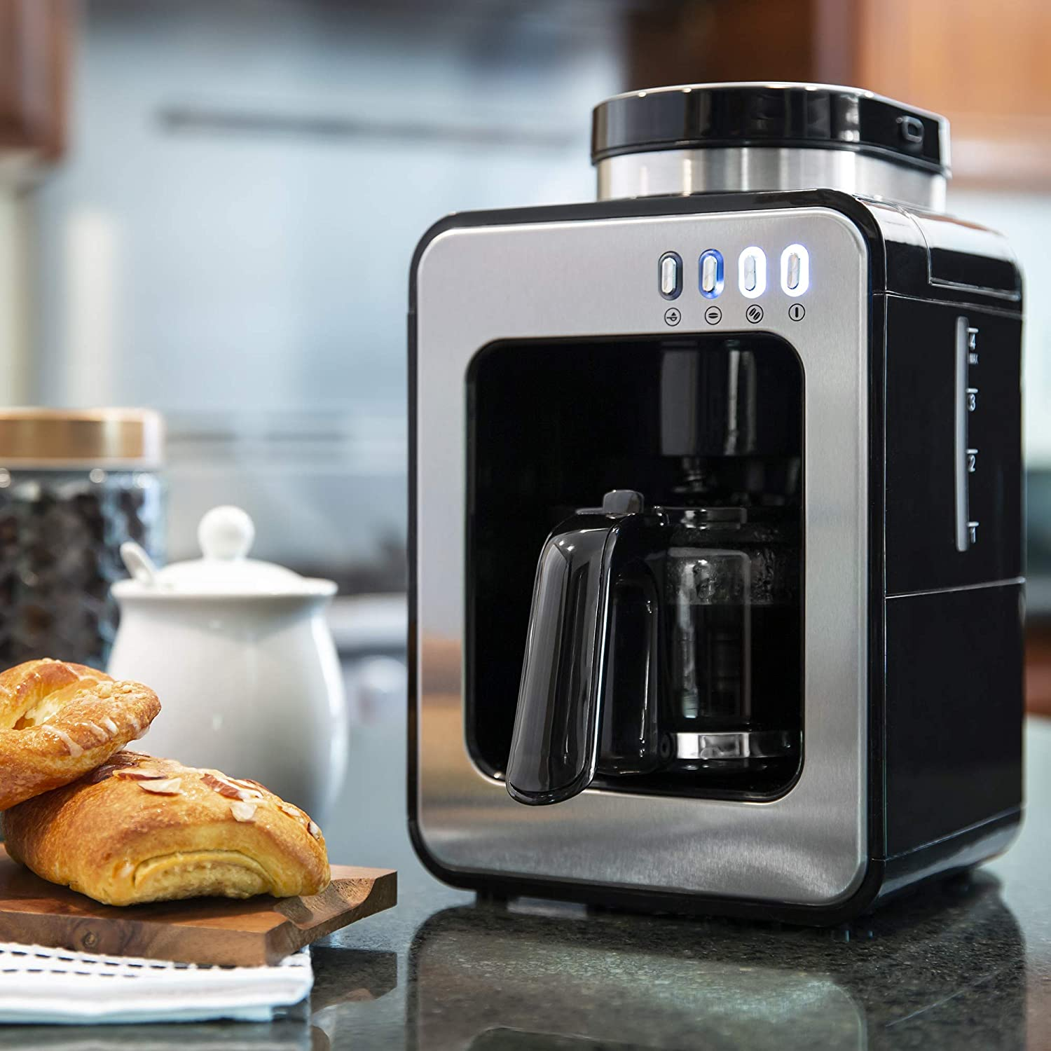 Best Choice Products 600W 4-Cup Automatic Coffee Maker w ...