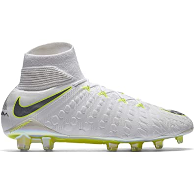 d54295a71 Nike Men s Hypervenom Phantom Iii Elite Df Fg Footbal Shoes  Amazon ...