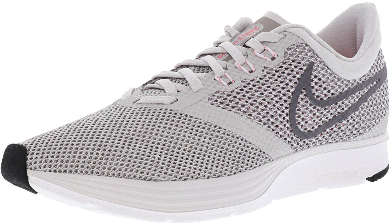 NIKE Women's Zoom Strike Running Shoe B06XTKJBYJ 6 B(M) US Vast Grey/Gunsmoke
