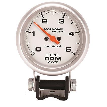 amazon com auto meter sport comp mini tachometers tachometer, sport