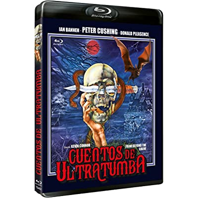 Cuentos de Ultratumba BD 1974 From Beyond the Grave [Blu-ray]